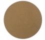 Disco Beige diametro 43 cm